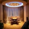 Контурная LED подсветка потолка