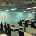 Интерьерная подсветка в офисе