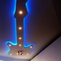 Гитара на потолке