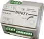 Светорегулятор для люминисцентных ламп (на рейку  DIN)